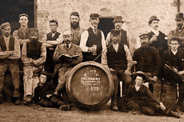 ¿Cuántos tipos de whisky?
