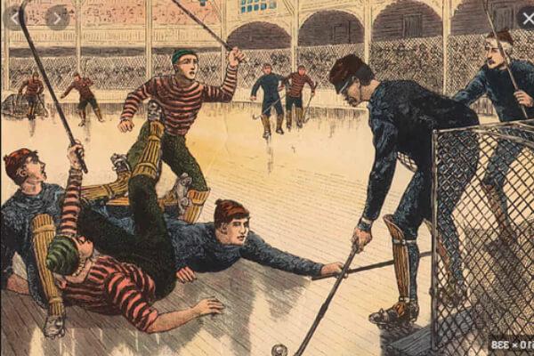 expansión y difusión del hockey patines