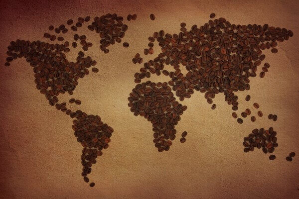 ¿Por qué el nombre de café?