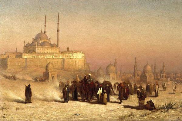 quién fundó El Cairo