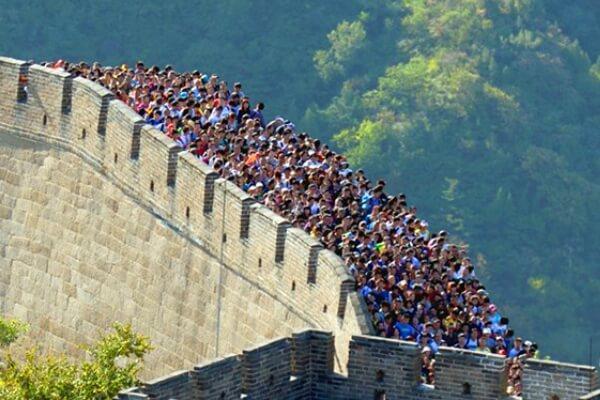 visitar gran muralla china