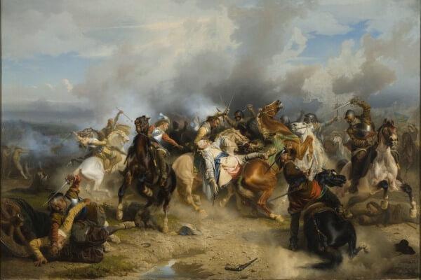 guerras históricas de Dinamarca