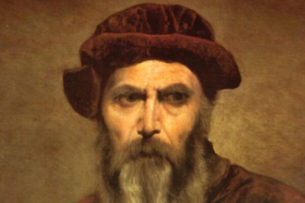 Johanness Gutenberg biografía