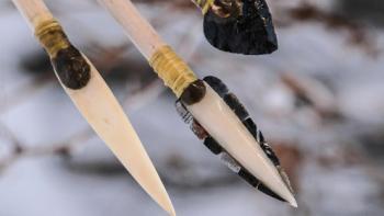 primeras herramientas de caza prehistoria