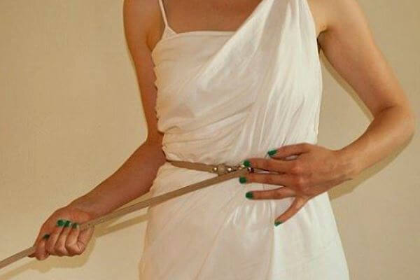 origen del cinturón femenino
