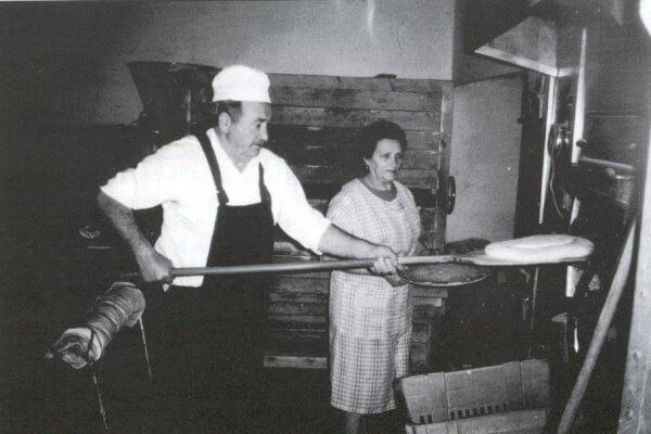 historia de los panaderos