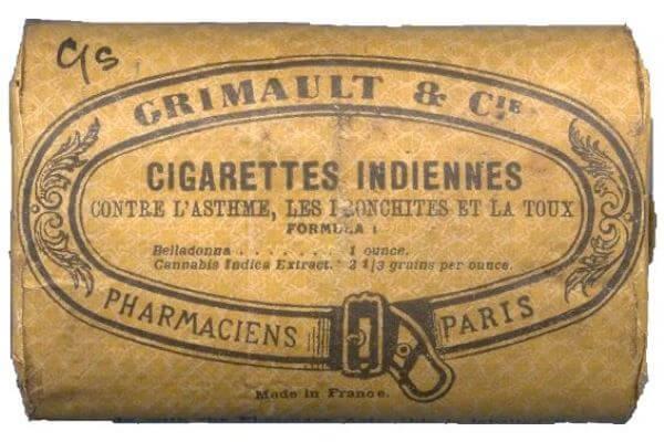 historia de los cigarrillos de liar