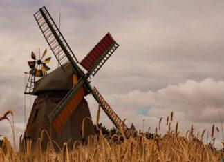 origen e historia del molino de viento