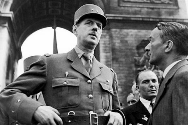 historia Charles de Gaulle