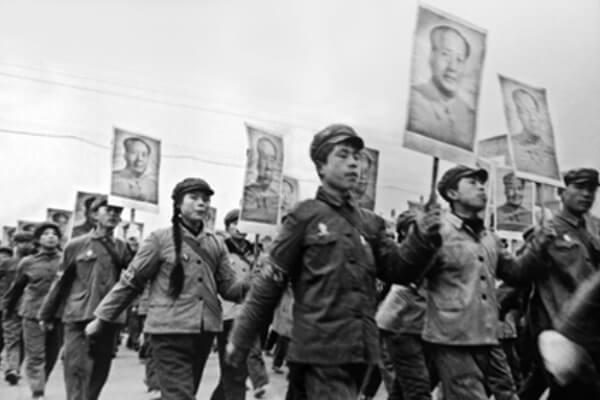 historia ejercito revolucionario China