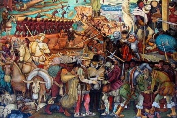 LA RAZÓN DE LA HISTORIA COLONIAL DE MÉXICO