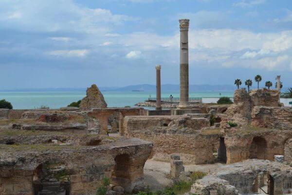 primeros habitantes de Argelia