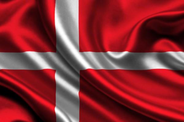 quién creó la bandera danesa