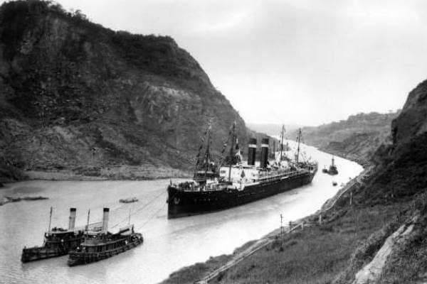 cuándo se construyó el canal de Panamá