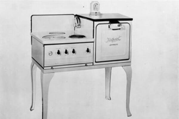 primera cocina eléctrica