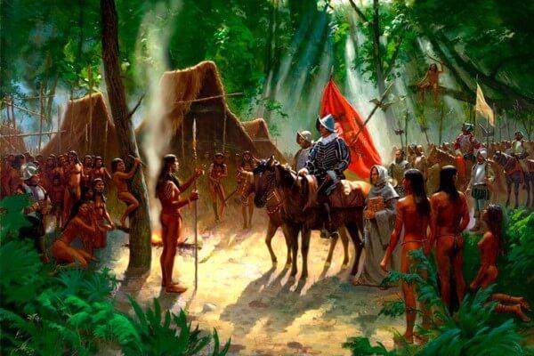 Historia conquista española de Panamá
