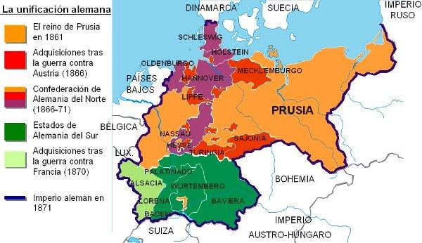 historia del imperio alemán