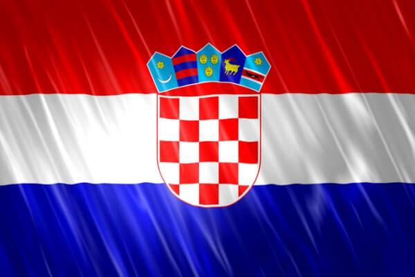 en qué año se creó la bandera croata