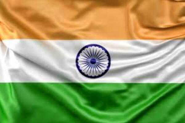 significado colores bandera india