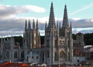 origen e historia de la catedral de Burgos