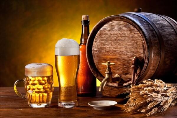 origen de la cerveza