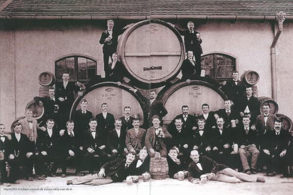 origen histórico de la cerveza
