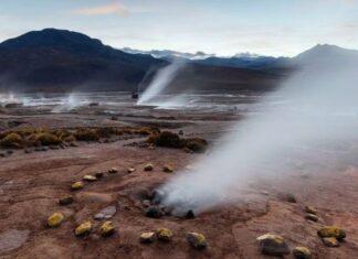origen e historia de la energía geotérmica