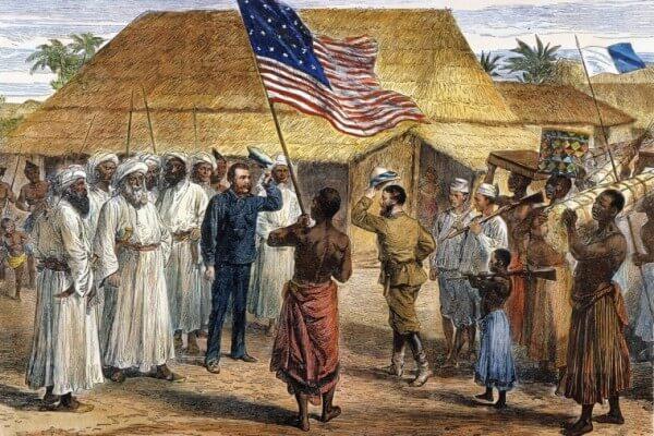 historia de la conquista de África