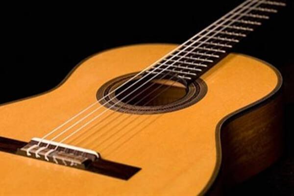 origen e historia de la guitarra
