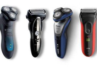 origen de la afeitadora eléctrica