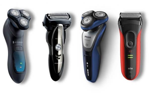 historia de la afeitadora eléctrica