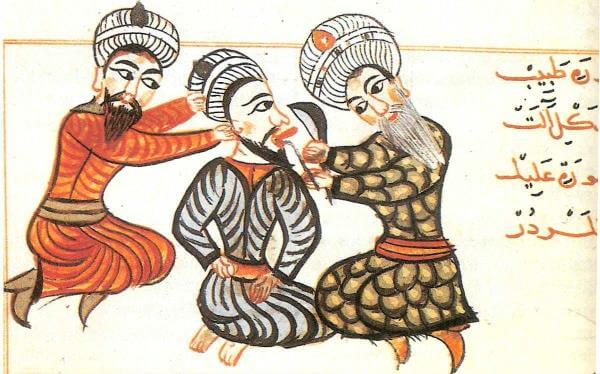 evolución de la pasta de dientes en arabia