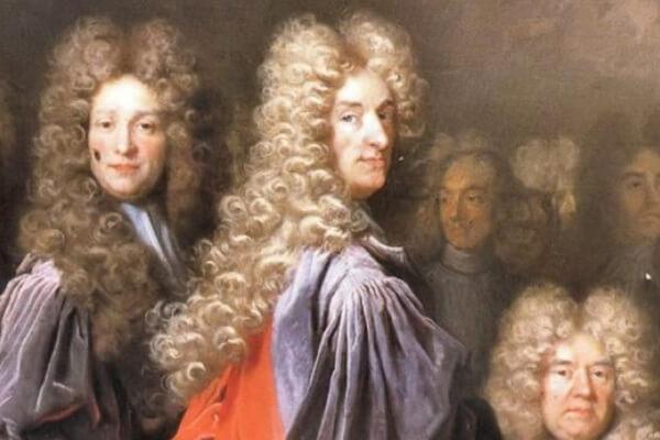 origen e historia de la peluca