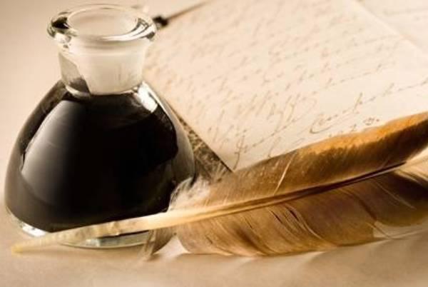 origen e historia de la tinta