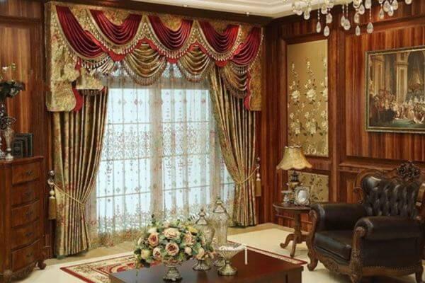 origen e historia de las cortinas