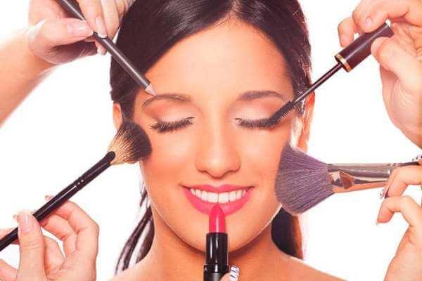 historia del maquillaje y los cosméticos