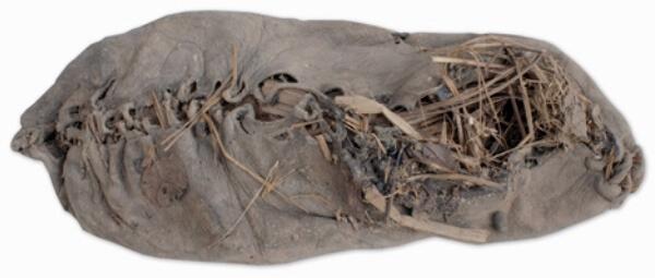 cuándo se inventó el calzado