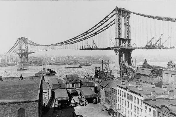 etapas históricas de Nueva York