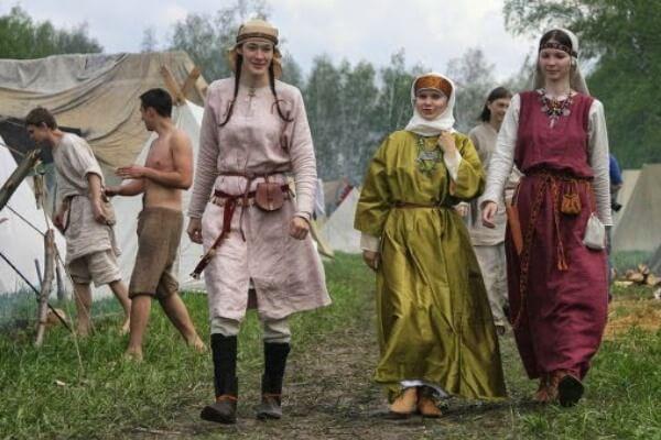 primeros pueblos rusos