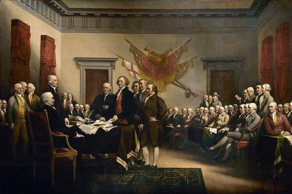 la primera constitución EE.UU.