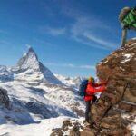 origen e historia del alpinismo