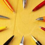 origen e historia del bolígrafo