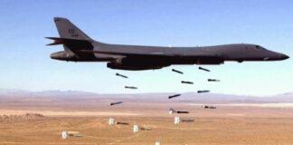 origen del bombardeo aéreo