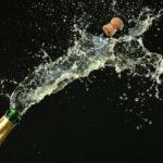 origen e historia del champagne