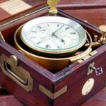 quién inventó el cronómetro de navegación