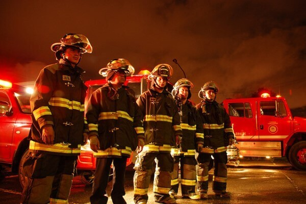 resumen historia de los bomberos