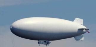 origen e historia del dirigible
