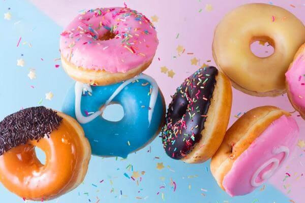 origen e historia del donut