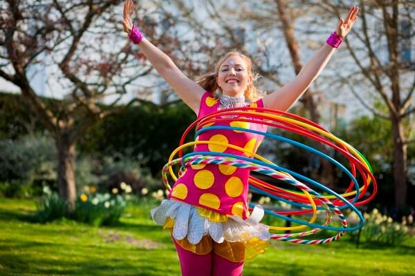 origen del hula hoop
