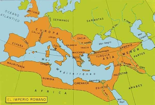 historia Imperio Romano